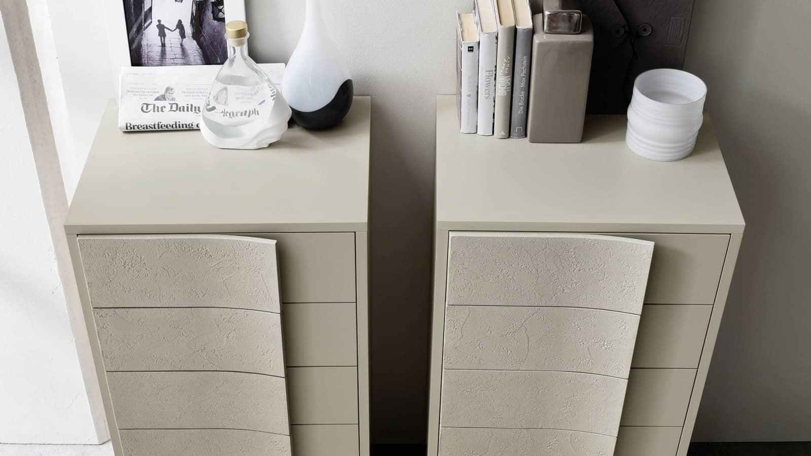 Myl Idea progetta arredamento italiano per camere da letto, cabine armadio e zona notte, moderne, componibili e su misura a Torino