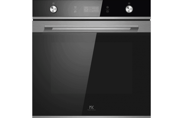 forno multifunzione in vetro nero masterkitchen