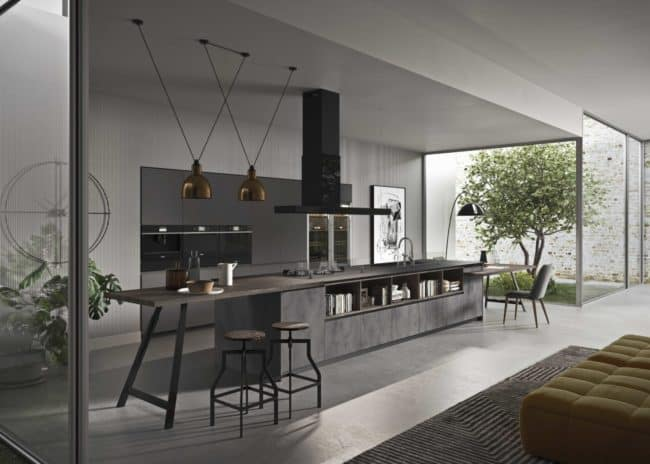 Myl Idea - cucine moderne italiane e arredamento componibile a Torino - arttre