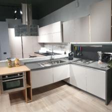 Cucina moderna ad angolo Sky 255 x 184 cm