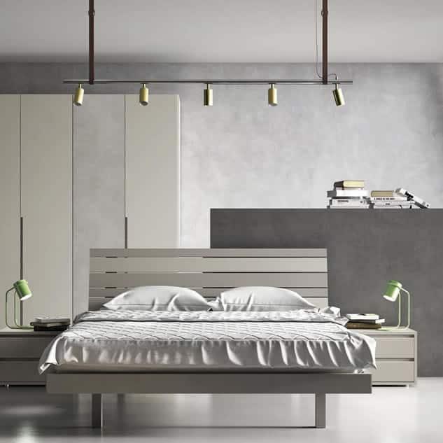 Myl Idea - cucine moderne italiane e arredamento componibile a Torino - camera da letto italiana componibile